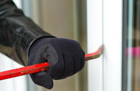 Sicherheit und Einbruchsschutz dank hochwertigen Sicherheitsbeschläge